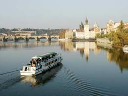 Prague river cruise