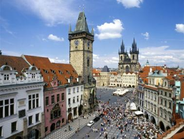 Grand Prague City Tour