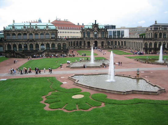 Zwinger Two tickets
