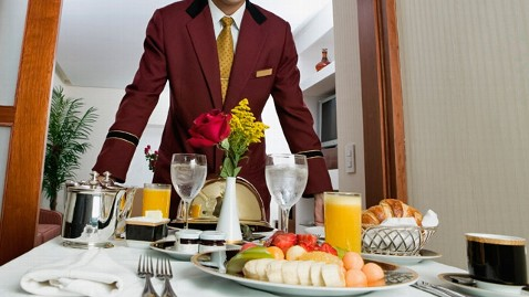 Room Service Voucher