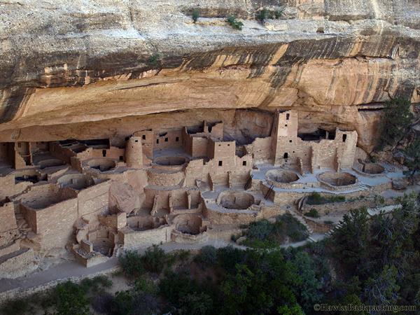Ranger Tour of Cliff Palace, Mesa Verde National Park