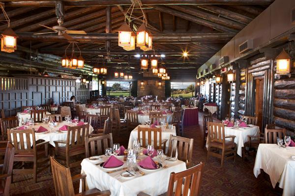Dinner at El Tovar Lodge