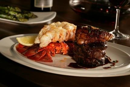 Dinner at Boa Steakhouse