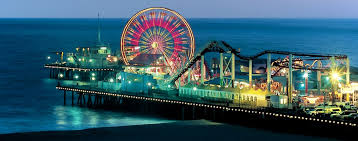 Date Night at Pacific Park on Santa Monica Pier