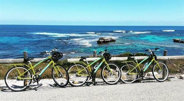 Rottnest Island Bike Hire - WA
