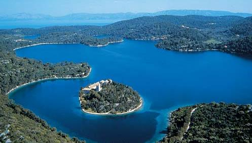 Day tripping - Mljet National Park