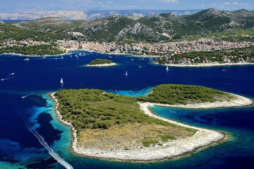 Sail Croatia: Scedro to Hvar