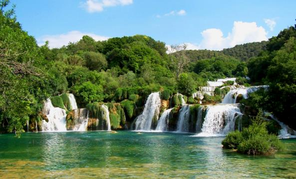 Day tripping - Krka National Park