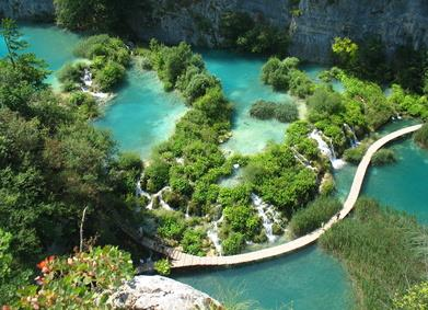 Day tripping - Plitvice National Park