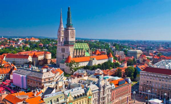2 nights stay in Zagreb