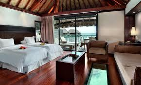 King overwater bungalow
