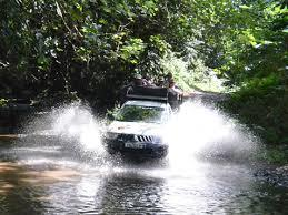 Guided 4x4 safari tour