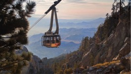 Ride on the Palm Springs Aerial Tramway