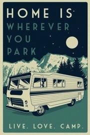 National Park or RV Resort overnighter