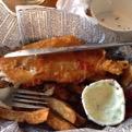 Fish & Chips - Santa Barbara