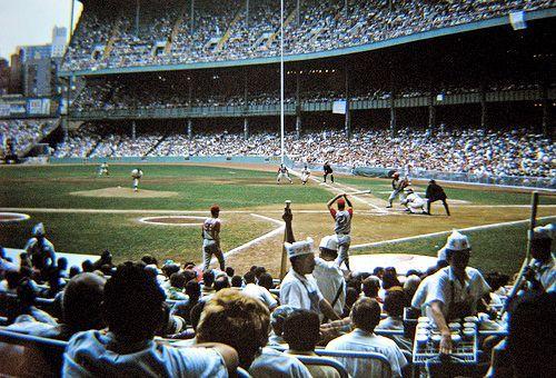 New York Yankee Stadium - Baseball Game