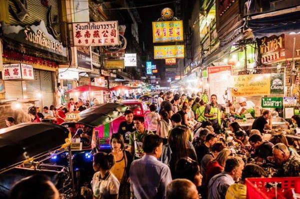 Food Tour in Bangkok