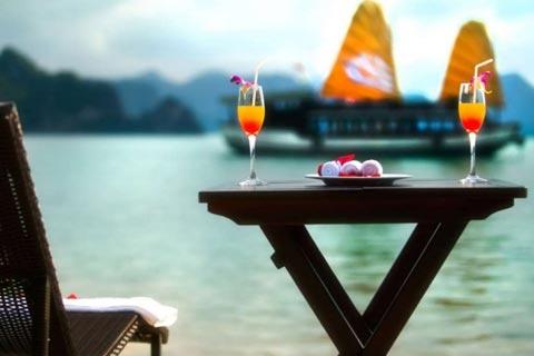 Cheers in Vietnam