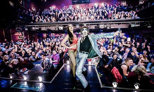 Dracula's Cabaret Restaurant and Theatre