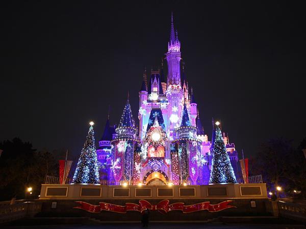 Tokyo Disneyland, tickets for 2!