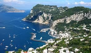 Amalfi Coast to Capri 1 Day Boat trip