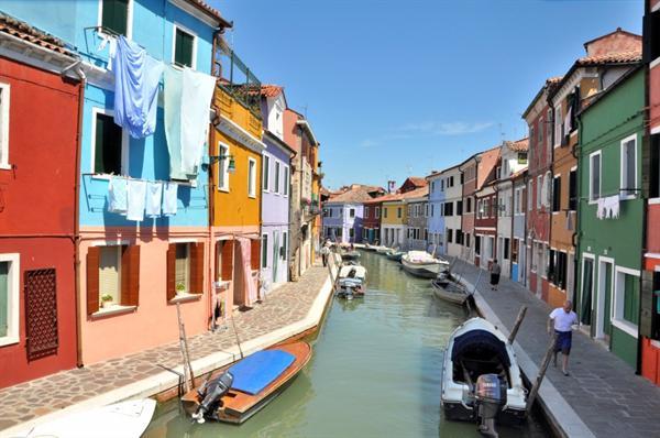 Vaporetto Tour in Venice