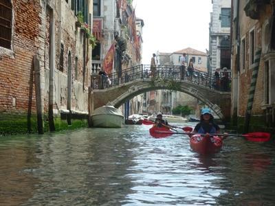Half Day Kayaking Tour in Venice