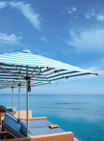 Day Pass to Malamala Beach Club with Poolside Day Beds