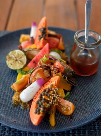 Delicious Lunch at Malamala Beach Club