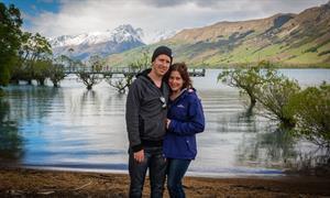 Ash & Matt's Wedding - 31st August 2019 - Honeymoon registry  England, Scotland and Paris