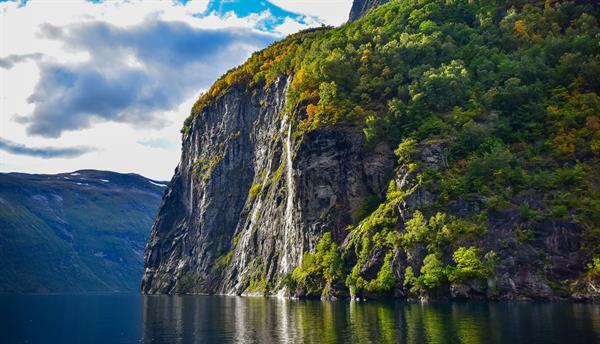 Geirangerfjord scenic cruise