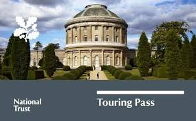 14 day National Trust Tourist Passes