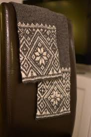 Norwegian patterned souvenir