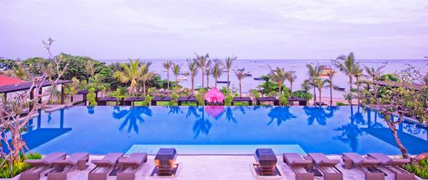 Luxury Resort Accommodation in Sanur, Bali