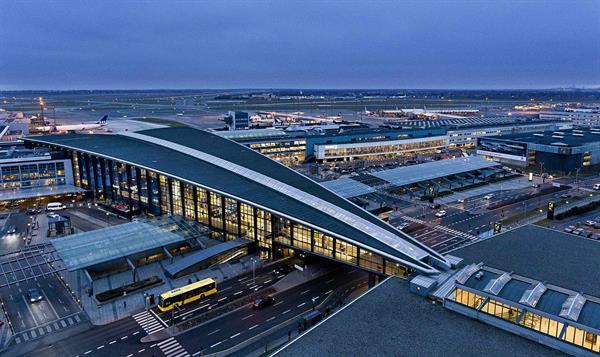 Roundtrip Flight to Copenhagen