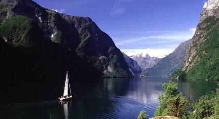 Fjord Sailing - Norway