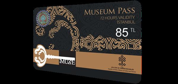 Istanbul Museum Pass
