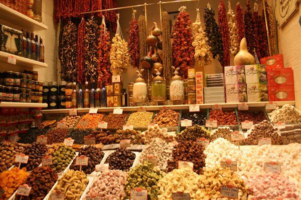 Istanbul Eats Walking Tour