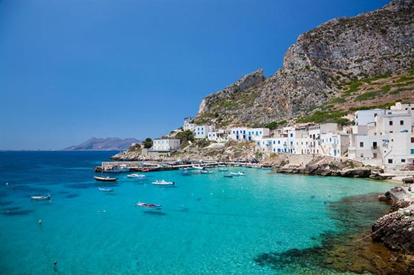 Flights from Brussels to Sicily