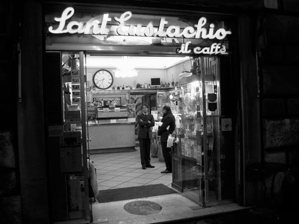 Rome's best coffee