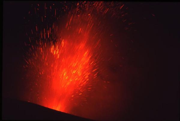 Stromboli volcano tour