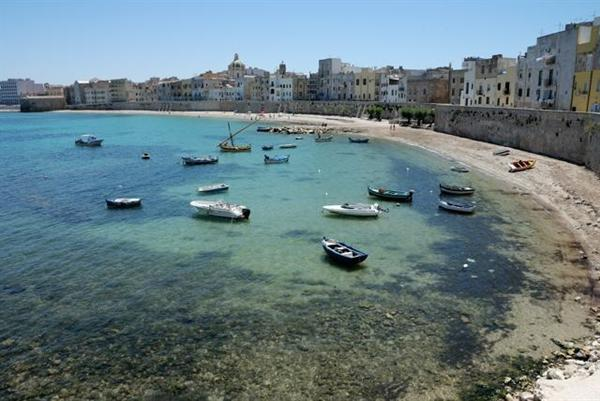 Accommodation in Trapani