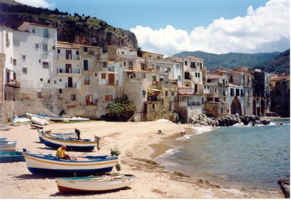 Accommodation in Cefalu