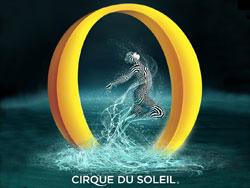 """VEGAS - Tickets to Cirque du Soleli show """"O"""""""