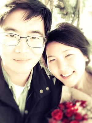 Lisa KM & David SJ - Honeymoon registry South Korea