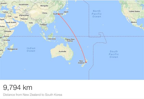 Flight to Korea - help us get there!