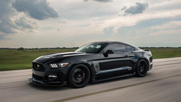 Mustang Car Ride