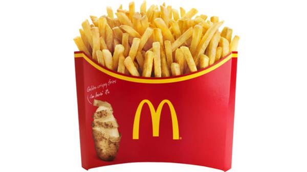 Eat a McDonald's Supersize Meal