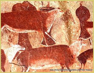 Kondoa Rock art tour - UNESCO