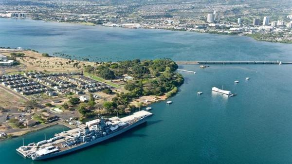 Pearl Harbour and Historic Honolulu City Tour